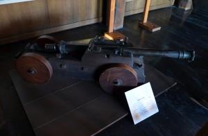 指火式銃 大砲