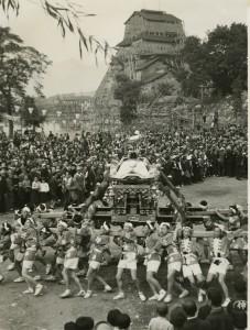 昭和28年(1953)10月3日 上棟祭