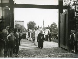 昭和30年(1955)10月4日 二十六夜神遷座祭の様子