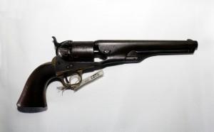 the Colt Navy Revolver