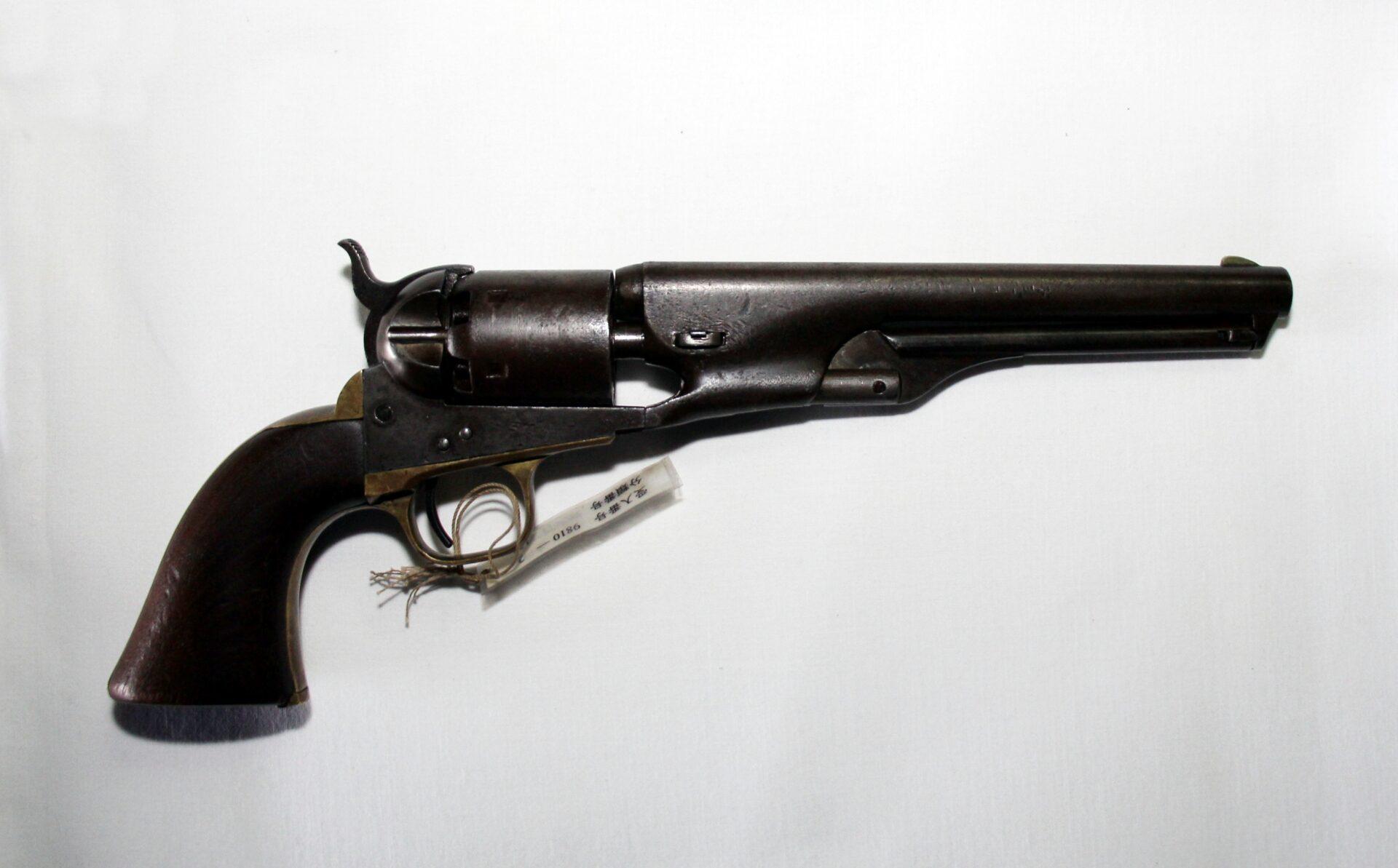 管打式銃 短銃