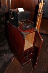 the Ammunition box